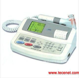 日本捷斯特CHEST便携式肺功能仪HI-101
