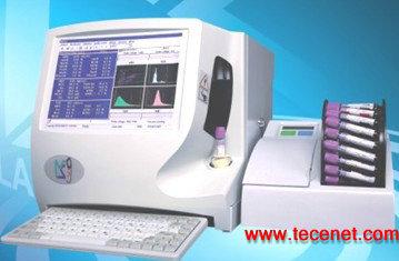 9实验动物全自动五分类血细胞分析仪