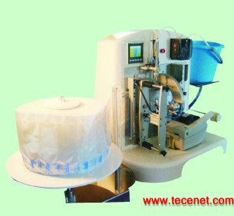 猪精液自动灌装打印一体机