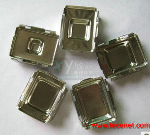 铝合金包埋底模 不锈钢包埋盒底模