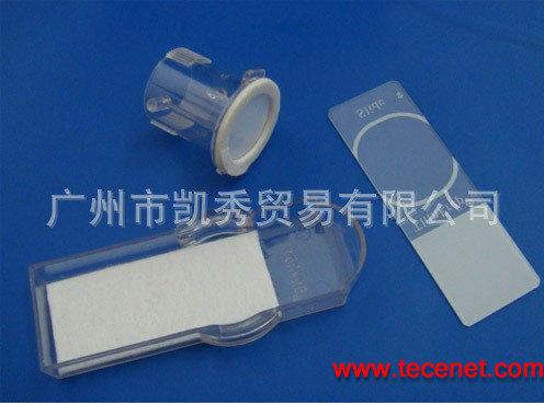 液基制片夹 塞片夹 TCT 玻片夹, 分体式