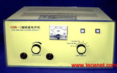 台式超短波治疗仪,超短波治疗仪CDB-1