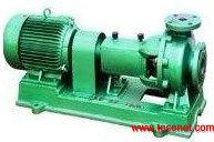 IHF氟塑料合金化工离心泵