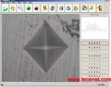 广东深圳显微硬度计软件,维氏硬度计软件
