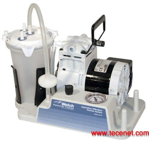 威尔奇(welch)过滤及液体回收泵