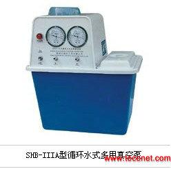 循环水式真空泵-台式防腐双表双抽