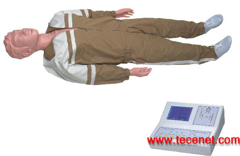高级心肺复苏、AED除颤及创伤模拟人