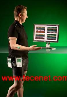 Biometrics肌电和肢体弯曲测量仪