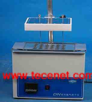 DN型12/24孔水浴加热氮气吹干仪/氮吹浓缩仪