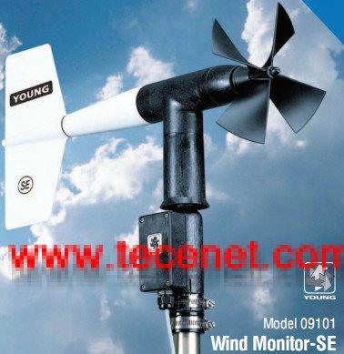 美国RM.Young09101风速仪风向仪风传感器