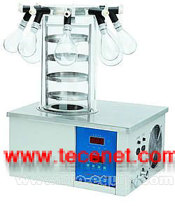 预动式真空冷冻干燥机/冷冻干燥机