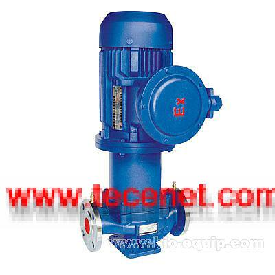 磁力管道泵