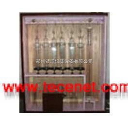 1903(532 七管) 奥氏气体分析仪