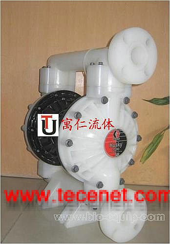 耐腐蚀工程塑料气动隔膜泵
