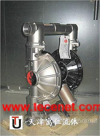 固瑞克全金属气动隔膜泵