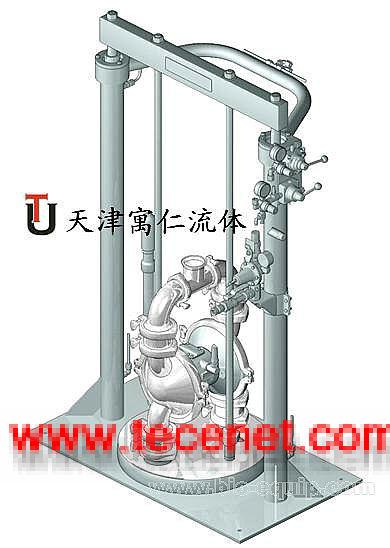 美国固瑞克食品级高粘度输送泵