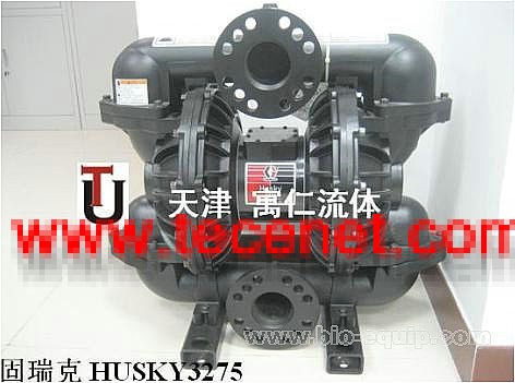 固瑞克HUSKY3275金属气动隔膜泵