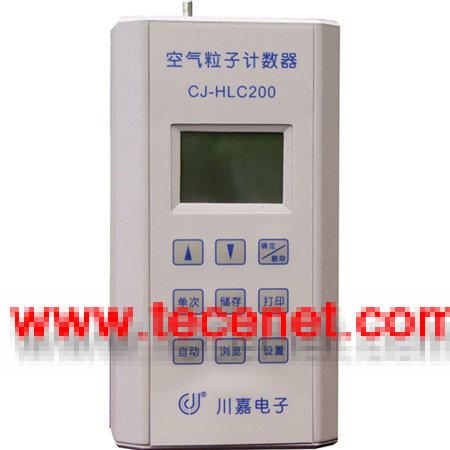 川嘉粉尘测试CJ-HLC200激光尘埃粒子计数器