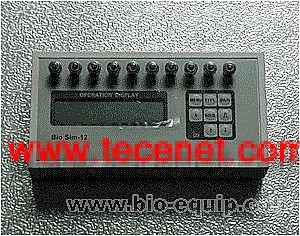 12导心电信号发生器