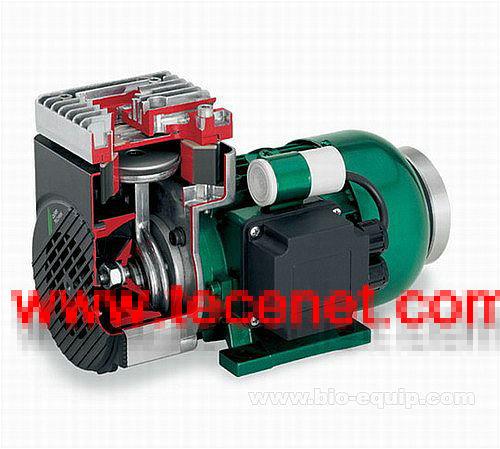微型无油压缩机