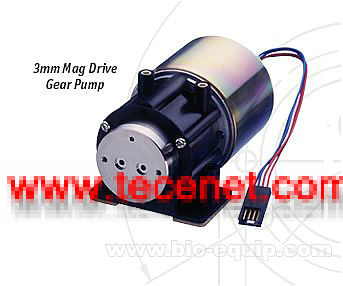 微型无油泵