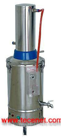 10升自动断水型不锈钢电热蒸馏水器
