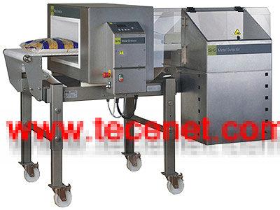 配有传送带的金属检测系统(干、湿两用型)