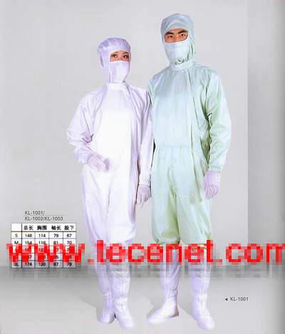 防静电服装、鞋、帽等防静电净化产品