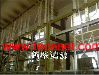鸿源石英玻璃试剂硫酸提纯设备