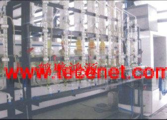 鸿源石英玻璃试剂硝酸提纯设备