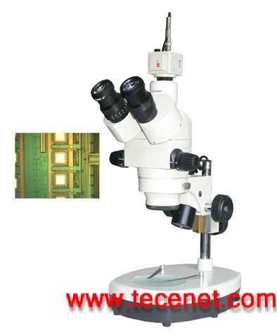 连续变倍体视显微镜 PXS6-T