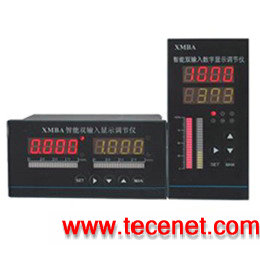 XMBA-7000智能双输入显示调节仪