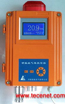 湖北单点壁挂式氧气检测仪