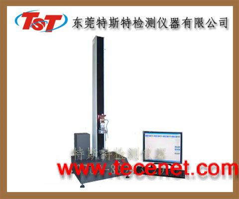 TST-617橡胶单柱拉力试验机