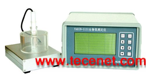 生物氧测定仪(氧电极)