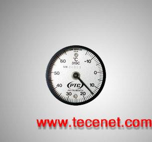 平面专用温度计