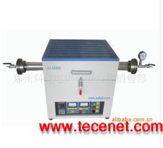 1200度真空管式炉 实验电炉