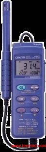 台湾泰仕CETNER314温湿度记录仪