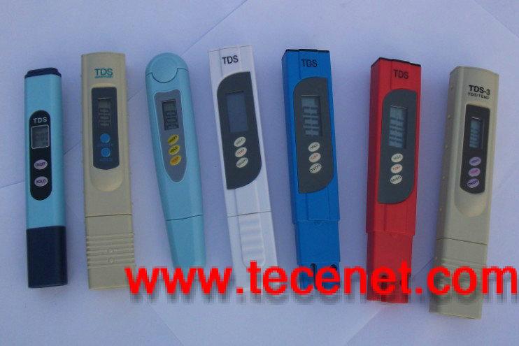 TDS笔三键带温度显示TDS测试笔