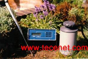 密闭式土壤CO2/H2O通量测定系统
