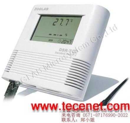 单温度记录仪