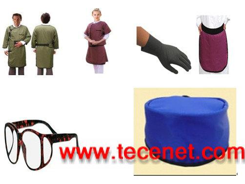 PA-PC射线防护服(衣、帽、手套、眼镜)