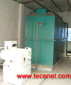 新型一体化生活污水处理设备