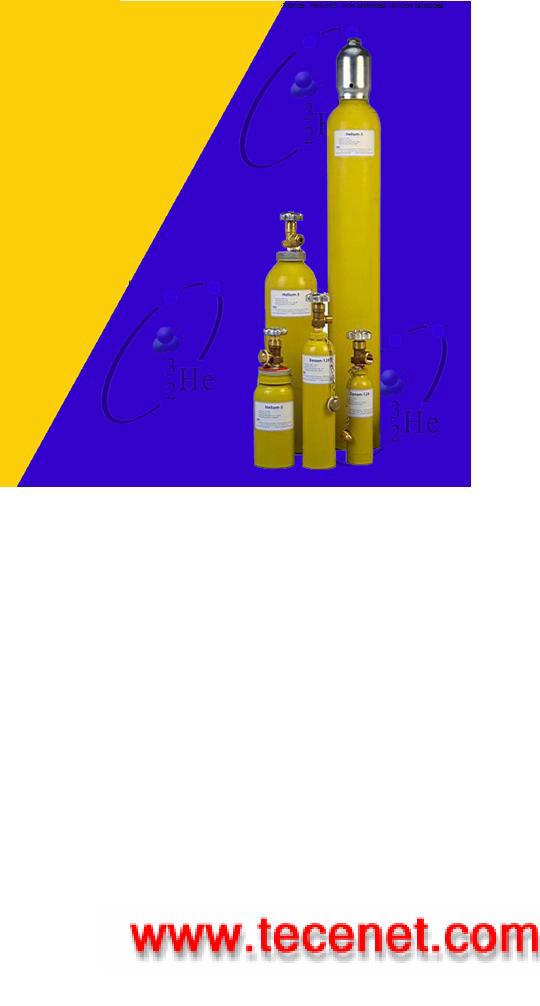 国防工业用的 He3(氦3)气体