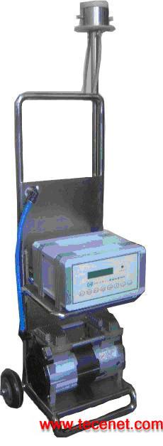 α放射性检测仪