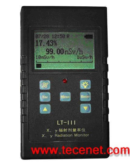 χ、γ辐射剂量率仪