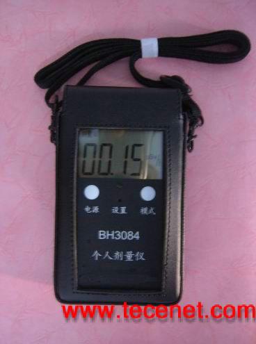 个人射线剂量仪