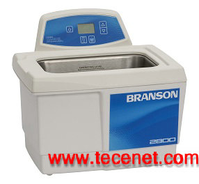 必能信(BRANSON)超声波清洗器