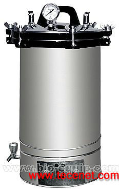 YX-280D+手提式蒸汽灭菌器