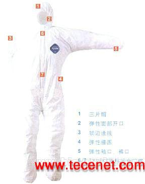Tyvek1422化学防护服